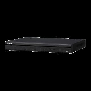 Установка видеорегистратора DHI-NVR4216-16P-4KS2