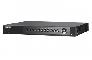 Установка видеорегистратора DS-7204HQHI-SH