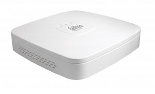 Установка видеорегистратора HD-HCVR4104C-S2