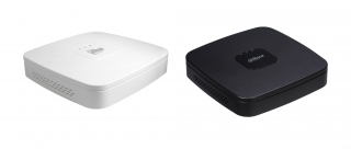Установка видеорегистратора HD-HCVR5104C-S2