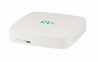 Установка видеорегистратора СVI RVi-R04LA-C