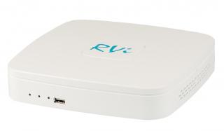 Установка видеорегистратора RVi-IPN8/1-4P