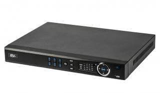 Установка видеорегистратора RVi-R08LB-PRO