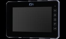 Установка видеодомофона RVi-VD7-21M(black)