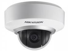Установка камеры видеонаблюдения IP DS-2DE2202-DE3