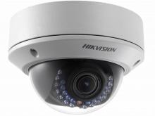 Установка камеры видеонаблюдения IP DS-2CD2722F-IS