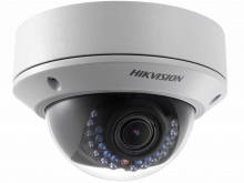 Установка камеры видеонаблюдения IP DS-2CD2722FWD-IS