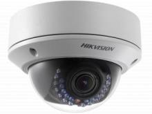 Установка камеры видеонаблюдения IP DS-2CD2742FWD-IZS