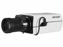 Установка камеры видеонаблюдения IP DS-2CD4025FWD-AP