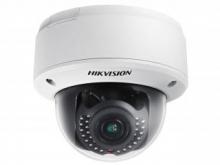 Установка камеры видеонаблюдения IP DS-2CD41C5F-IZ