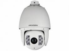 Установка камеры видеонаблюдения IP DS-2DF7284-AEL