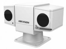Установка камеры видеонаблюдения IP DS-2DY5223IW-AE