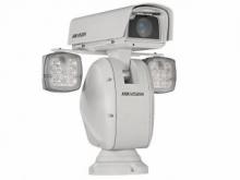 Установка камеры видеонаблюдения IP DS-2DY9185-AI2