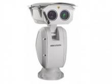 Установка камеры видеонаблюдения IP DS-2DY9188-AIA