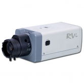 Установка камеры видеонаблюдения RVi-IPC21WDN