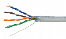Паритет ParLan™ U/UTP Cat5e 4х2х0,52 PVC