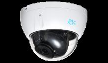 Установка камеры видеонаблюдения RVi-IPC33VS (2.8 мм)