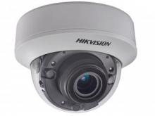 Установка камеры видеонаблюдения DS-2CE56F7T-AITZ (2.8-12 mm)