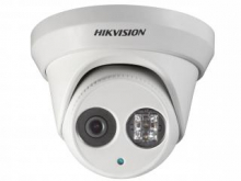 Установка камеры видеонаблюдения IP DS-2CD2342WD-I (4mm)