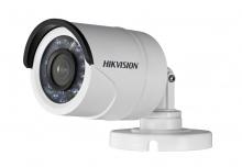 Установка камеры видеонаблюдения DS-2CE16C0T-IR