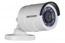 Установка камеры видеонаблюдения DS-2CE16D1T-IR