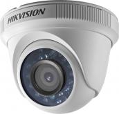 Установка камеры видеонаблюдения DS-2CE56C2T-IR