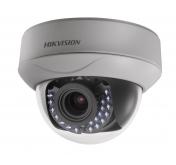 Установка камеры видеонаблюдения DS-2CE56D1T-VFIR