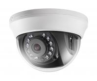 Установка камеры видеонаблюдения DS-2CE56D1T-IRMM