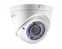 Установка камеры видеонаблюдения DS-2CE56D1T-VFIR3