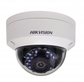 Установка камеры видеонаблюдения DS-2CE56D1T-VPIR3