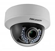 Установка камеры видеонаблюдения DS-2CE56D1T-AIRZ