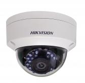 Установка камеры видеонаблюдения DS-2CE56D5T-AIRZ