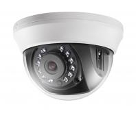 Установка камеры видеонаблюдения DS-2CE56D1TA-IRMMU
