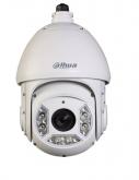 Установка камеры видеонаблюдения DH-IPC-SD6C220T-HN