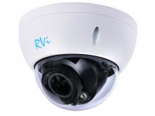 Установка камеры видеонаблюдения CVI RVi-HDC311-C (2.7-12 мм)