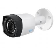 Установка камеры видеонаблюдения CVI RVi-HDC421-C (3.6 мм)