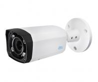 Установка камеры видеонаблюдения CVI RVi-HDC421-C (2.7-12 мм)