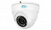 Установка камеры видеонаблюдения RVI-IPC31VB (2.8мм)