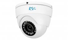 Установка камеры видеонаблюдения RVI-IPC33S (2.8 мм)