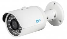 Установка камеры видеонаблюдения RVI-IPC43S (6 мм)