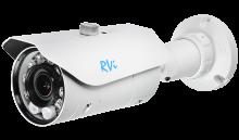 Установка камеры видеонаблюдения RVI-IPC44 (3.0-12мм)