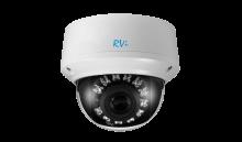 Установка камеры видеонаблюдения RVi-IPC33WVDN