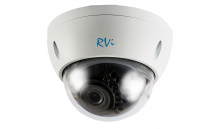 Установка камеры видеонаблюдения RVi-IPC33V
