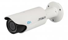 Установка камеры видеонаблюдения RVi-IPC42 (2.7-12 мм)