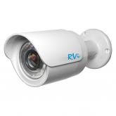 Установка камеры видеонаблюдения RVi-IPC41DNS(6 мм)