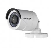 Установка камеры видеонаблюдения DS-2CE16D0T-IR