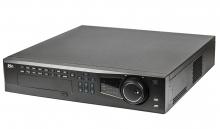 Установка видеорегистратора RVi-IPN16/8-4K