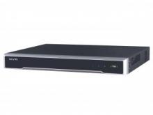 Установка видеорегистратора IP DS-7608NI-I2