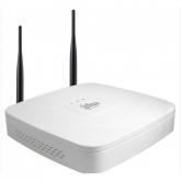 Установка видеорегистратора HD-IPC-NVR4104-W - 4-канального