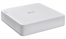 Установка видеорегистратора TVI RVi-HDR08LA-TA